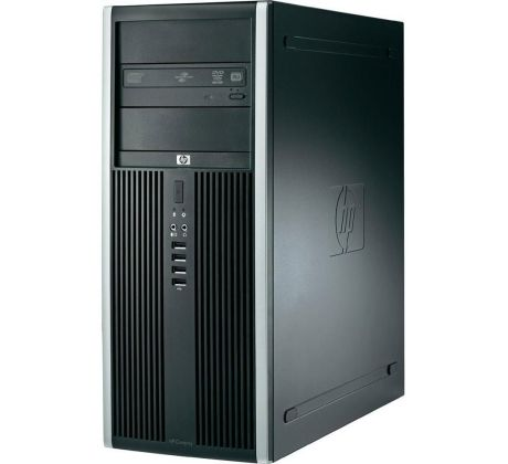 Počítač HP Compaq 8100 Elite CMT Intel Core i5-650 3,2GHz (max. 3,46GHz), 4GB DDR3, 250GB HDD, DVD-ROM, Intel HD Graphics, Windows 7 Pro