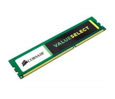 Paměť DDR3 4GB 1333MHz PC3-10666 CL9 1,5V Corsair Value Select